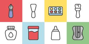IOS Line Icons - Iconshock