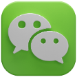 wechat 3d icon