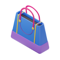 bag 3d icon small