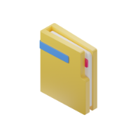 folder 3d icon small
