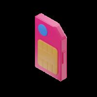 micro SD 3d icon small