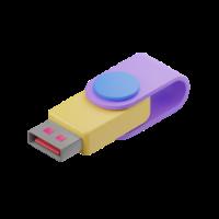 pen drive 3d icon 2 small