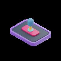 remote console 3d icon small