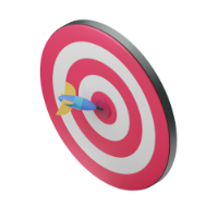 target shooting 3d icon small