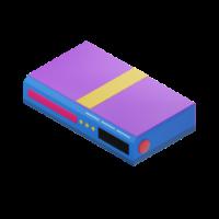 videogame console 3d icon small