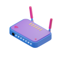 wifi 3d icon small