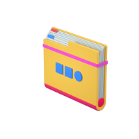 binder 3d icon small