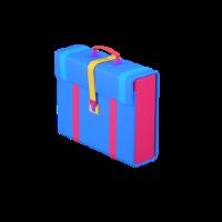 briefcase 3d icon small
