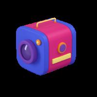 camera 3d icon small
