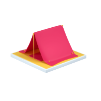 camping tent 3d icon small