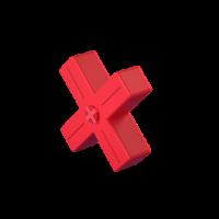cancel x 3d icon small