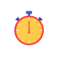 chronometer 3d icon small front