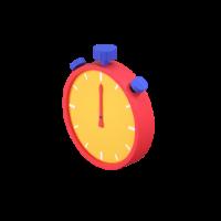 chronometer 3d icon small