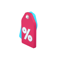 discount 3d icon small