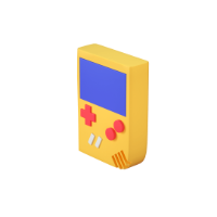 gameboy 3d icon small