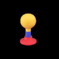 klaxon 3d icon small