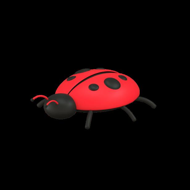 ladybug 3d icon big