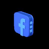 lago facebook 3d icon small