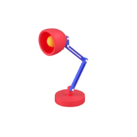 lamp 3d icon 2 small