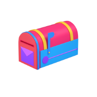 mailbox 3d icon small
