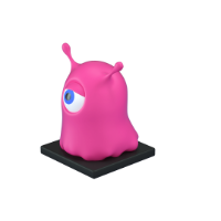 monster 3d icon small