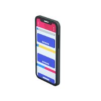 phone 3d icon small
