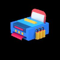 printer 3d icon small