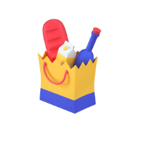 purchases 3d icon small