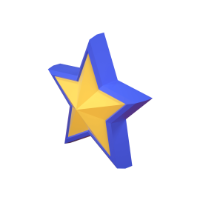 star 3d icon small
