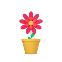 vase 3d icon small front