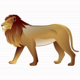 Brilliant animals lion icon: www.iconshock.com/icons/brilliant/animals/lion-icon.html