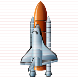Simple Space Shuttle Icon (page 2) - Pics about space