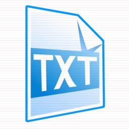 .txt Plastic-xp networking txt icon