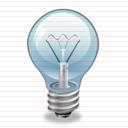 كل الايقونات الخاصة بالمنتديات والمواقع Bulb_icon