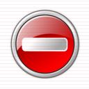 كل الايقونات الخاصة بالمنتديات والمواقع Delete_icon