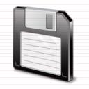 كل الايقونات الخاصة بالمنتديات والمواقع Diskette_icon