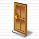 كل الايقونات الخاصة بالمنتديات والمواقع Door_icon