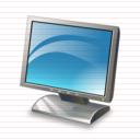 كل الايقونات الخاصة بالمنتديات والمواقع Monitor_icon