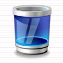 كل الايقونات الخاصة بالمنتديات والمواقع Recycle_bin_icon