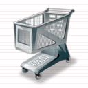 كل الايقونات الخاصة بالمنتديات والمواقع Shopping_cart_icon