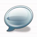 كل الايقونات الخاصة بالمنتديات والمواقع Speech_balloon_icon