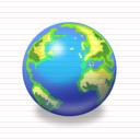 كل الايقونات الخاصة بالمنتديات والمواقع World_icon