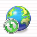 كل الايقونات الخاصة بالمنتديات والمواقع World_upload_icon