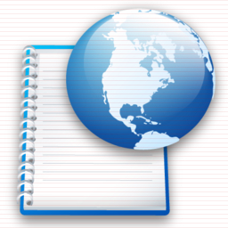 E Learning Icon Png Example of 256 x 256 pixels