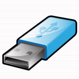 Flash Drive Ico