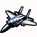 http://www.iconshock.com/img_jpg/STROKE/transportation/jpg/128/fighter_jet_icon.jpg