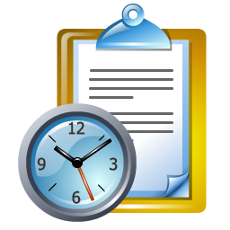 time_sheet icon