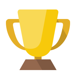 Image Gallery trophy icon