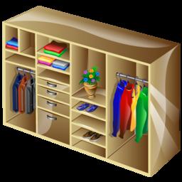 Closet icon for Closet icon
