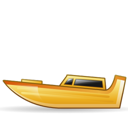 Speed Boat Speed Boat Icon